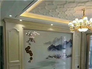 瓷典精品艺术背景墙