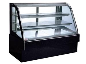 出售蛋糕展示柜,长1.8米,高1.2米,风冷,价格可以商量