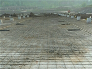 养猪场将建成