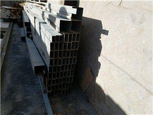 全新不锈钢方管处理全新工地上干活剩下了有需要的联系我18753447166
