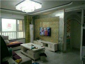 ,馨河郦舍3室2厅+精装修+带车位+带地下室