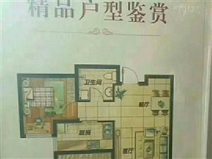 馨河郦舍2室2厅+可更名+可分期+29万元