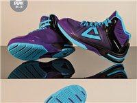 匹克篮球鞋,全新,未沾地。路易斯威廉姆斯湖人配色,45码,现低价转让