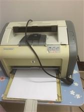 闲置出惠普1020激光打印机 闲置出惠普1020激光打印机,机器打印正常,打印速度快,硒鼓带碳粉,数...