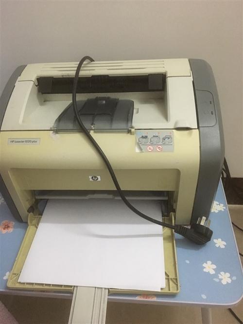 閑置出惠普1020激光打印機 閑置出惠普1020激光打印機,機器打印正常,打印速度快,硒鼓帶碳粉,數...