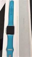 自己一元购的苹果手表,平时没用过,价格美丽,欢迎来谈
