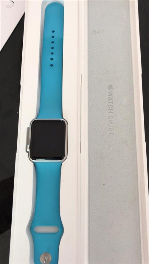 自己一元購的蘋果手表,平時沒用過,價格美麗,歡迎來談