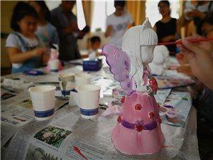 �硇闼�城邦陶瓷DIY,免�M的!�可以�ё吲丁�