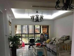 东方名都高层精装大3房3室2厅2卫3000元/月