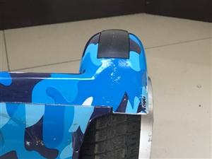 踏日电动平衡车,孩子玩了一次,就不玩了!淘宝购买的!380出售!全新!!!!