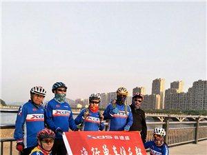 凌源喜德盛三骑友北京行
