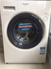 松下全新,5.2公斤下排水滚筒洗衣机~海达买的,入手价1699,现欲1500出售可议
