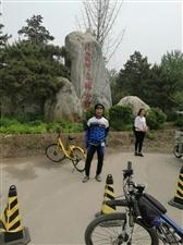 骑行通州大运河公园,访伊乡大厂森林之广博