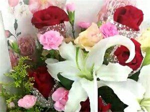 母亲节,送给母亲的礼物,一束花,一个拥抱,一份爱……