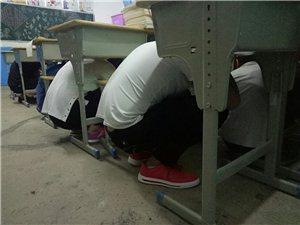 贵州优德88金殿:贯洞中学开展防灾减灾系列活动