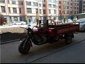 隆鑫二手三轮车出售6000