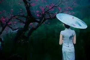 用我三生种下的桃花,铺红你今世走过的芳华。转身的刹那,如此潇洒,却注定从此咫尺天涯。用你相思染