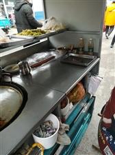 鸡蛋灌饼九成新小吃车一辆急转3000元