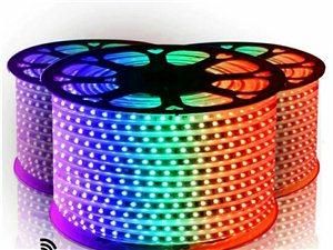 出售整卷全新LED彩带灯(100米)