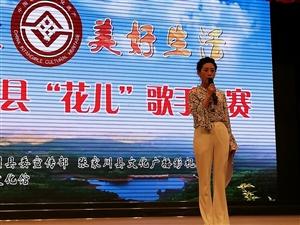 张家川在线走进影视中心拍摄第二届张家川县花儿歌手大赛