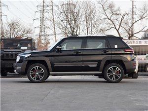 新车!北京BJ20 18款 1.5T手动舒适型