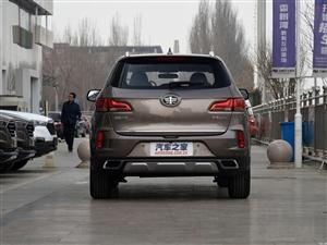 新车!奔腾X40 18款网红版1.6L自动豪华型