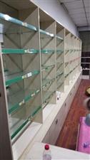 纯实木货架共6组,每组长2.84高2.9每组售价1600有需要联系