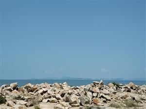 珠海的海岛多,到了这个季节景色宜人。