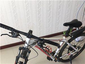 凤凰牌山地自行车,26寸21变速,双碟刹,家中闲置,现500元低价转让,电话18219670069,...