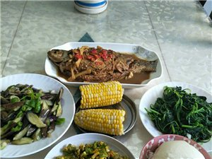 亲手做的简单的家常菜!