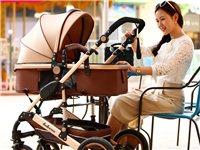 嬰兒推車,全新,一次也沒用過,現低價處理,有合適的朋友請與我聯系。