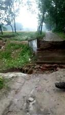 威尼斯人线上平台县艾亭镇西园村唯一桥