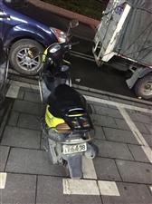 雅马哈摩托车,质量杠杠的,城内代步神器。
