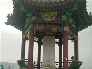 第一次骑行玉田县看寺庙