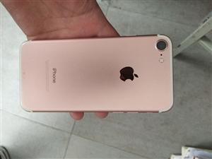 急用钱便宜出  苹果7 128g  玫瑰金  需要的联系我15738161610(微信同步)
