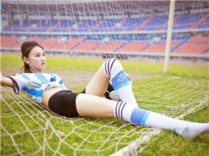 (迈阿蜜)摄影泸州足球宝贝《向虹俞》!