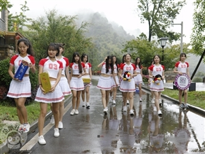 """(迈阿蜜)线下旅拍""""足球宝贝""""贵州赤水天鹅堡!"""