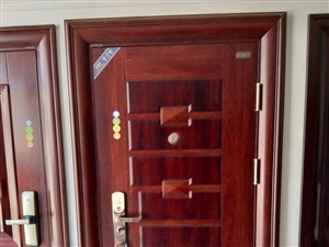 安装防盗门
