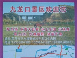 九龙口景区欢迎各界人士的到来