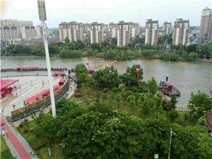 你去祥源城看龙舟赛了吗?