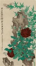 张大千(中国画画大师展播)