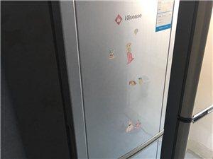 出售二手冰箱一台、八成新、电话13329449722