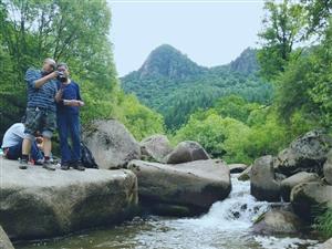 夏日关山美如画――随大关山摄影俱乐部赴云凤山景区采风感怀迎着初升的朝阳,奔向东方……去追