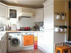 """小厨房怎么装修成""""大厨房"""""""