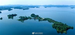 """信阳发布最严""""禁餐禁泳令"""",加大南湾湖保护力度"""
