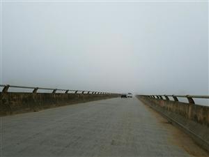 有雾的早晨