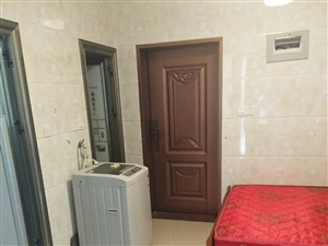 茗都华苑1室1厅配套完善,有钥匙,看房方便