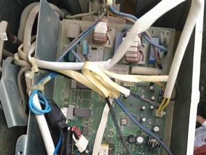 空调移机维修充氟