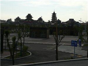 城楼新建公园、游乐场外景