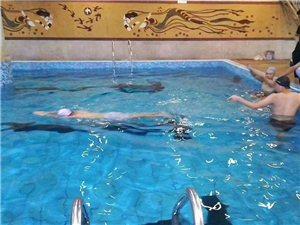 有一起游泳的吗?